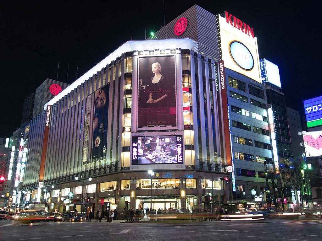 今さら聞けない銀座のお買い物ガイド。日本が世界に誇る ...